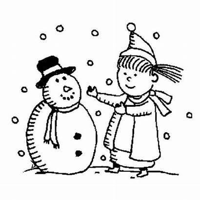Coloring Hug Snowman Want Winter Season Mr