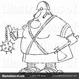 Executioner Clipart Illustration Djart Royalty Rf sketch template