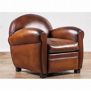 fauteuil club cuir le billard With fauteuil club cuir