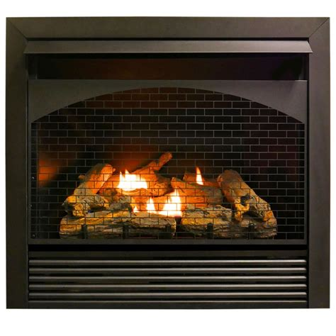 Kerosene Fireplace Insert - gas fireplace insert dual fuel technology with remote