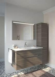 meuble salle de bain les nouveautes du moment etageres With salle de bain design avec etagere sous lavabo salle bain