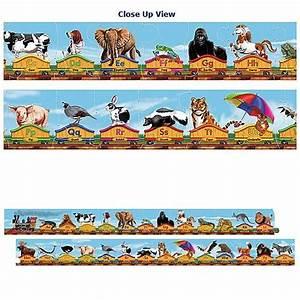 alphabet train floor puzzle melissa doug melissa With wooden train letters michaels