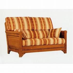 canape 2 places manoir meubles de normandie With canapé de style 2 places