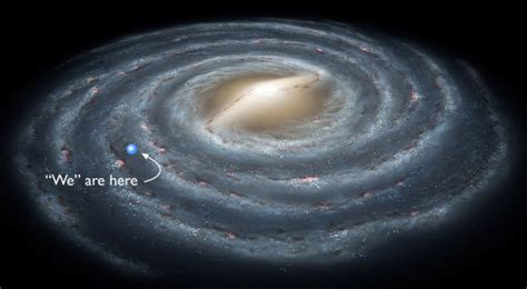 Ufo World Nasa Images Our Milky Way Galaxy