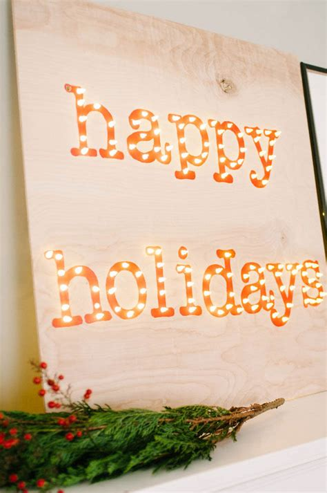 happy holidays marquee sign pictures   images