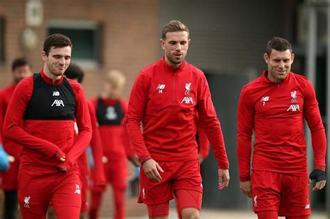 Premier League champions-in-waiting Liverpool excited as ...