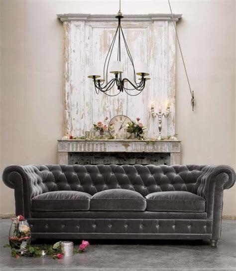 canapé en cuir contemporain roche bobois canapé et fauteuil chesterfield meubles classiques éternels