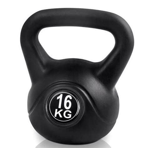 16kg kettlebells exercise fitness kit