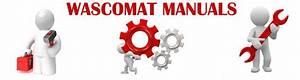 Wascomat Parts Manuals