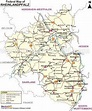 Baden-Wurttemberg Railway Map | Germany Maps | Pinterest ...