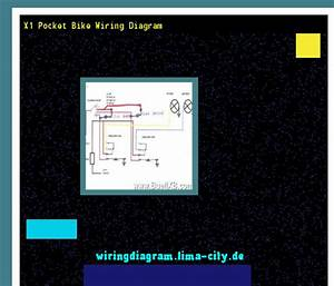 X1 Pocket Bike Wiring Diagram  Wiring Diagram 18426