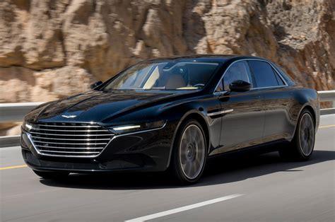 Official Aston Martin Lagonda Pictures Revealed Gtspirit