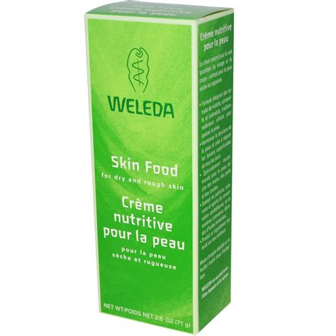 Weleda Skin Food Acne Scars Food