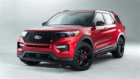 ford explorer  ecoboost redesign release date