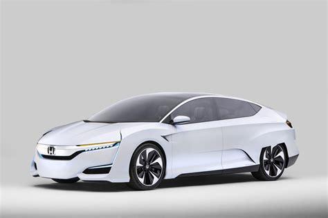 Honda Car : 2016 Honda Clarity Fuel Cell News And Information