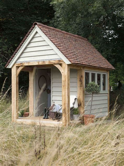 backyard outbuildings best 25 cool sheds ideas on tree house