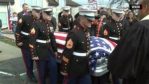 Thousands attend funeral for unclaimed veteran - CNN Video