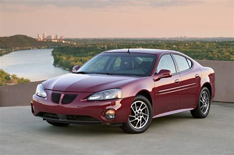 Pontiac Grand Prix by 2004 08 Pontiac Grand Prix Consumer Guide Auto