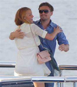 Cele|bitchy | Leo DiCaprio likes Blake Lively because she ...