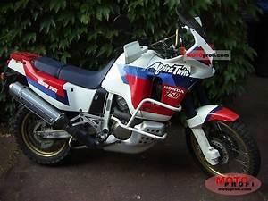 Honda Africa Twin 750 : 1992 honda xrv750 africa twin moto zombdrive com ~ Voncanada.com Idées de Décoration