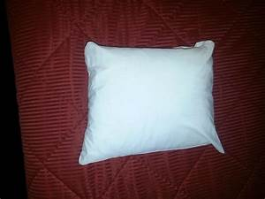 Small square pillows 18quot x 18quot max picture of comfort for Comfort inn pillows