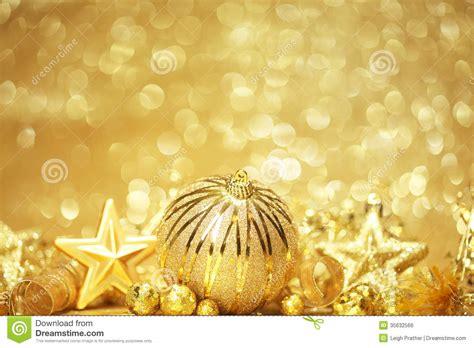 golden christmas background royalty  stock image