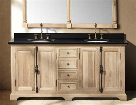 homethangscom  introduced  solid wood bathroom