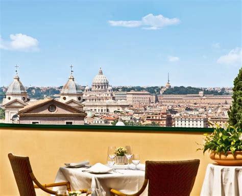 La Terrazza Rome by Restaurant La Terrazza Dell Dining In Rome