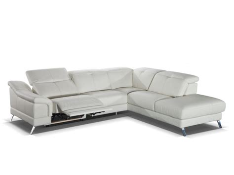 canapé relax cuir 3 places canapé d 39 angle relax en cuir sardaigne ii ivoire ou noir