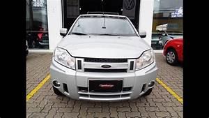 Ford Ecosport Xlt 2 0 16v Autom U00e1tica  Flex  - 2009