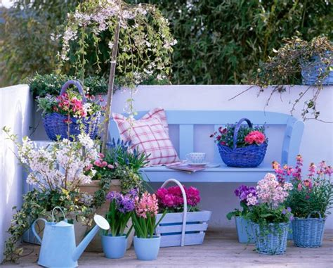 Garden Ideas For Small Apartment Patio