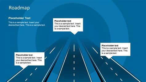 Roadmap Concept PowerPoint Template - SlideModel