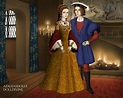 Mary and Philip of Bavaria by TFfan234 on DeviantArt