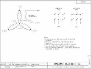 33 3 Phase 2 Speed Motor Wiring Diagram