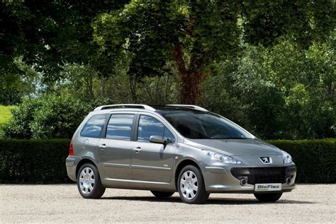siege auto 307 sw 2007 peugeot 307 sw bioflex picture 190210 car review