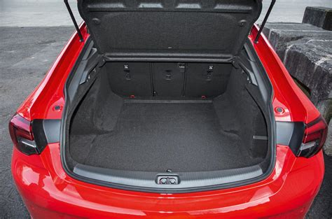 Opel Insignia Trunk Space by Vauxhall Insignia Grand Sport Review 2019 Autocar