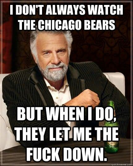 Funny Chicago Bears Memes - 172 best images about hilarious nfl memes on pinterest