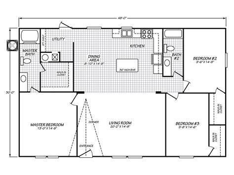 home floor plan velocity model ve32483v manufactured home floor plan or