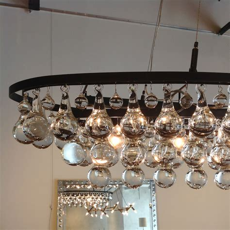 arctic pear chandelier oval 55 quot l southhillhome