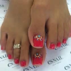 Summer toe nail art designs ideas fabulous