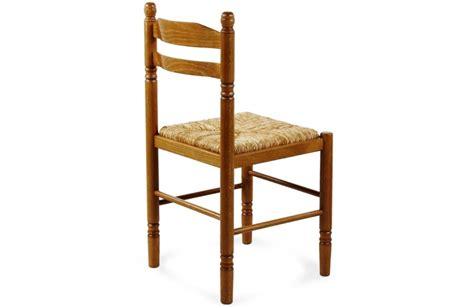 chaise jeanne chaise de salle à manger en bois paille jeanne 424