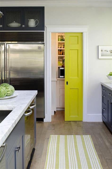 pantry pocket door contemporary kitchen james