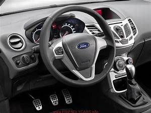 Awesome Ford Fiesta 2012 Interior Car Images Hd New