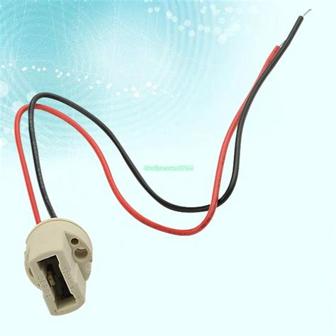 Wire A Lamp Socket by Gu10 Mr16 Mains Wire Holder Halogen Led Light Bulb