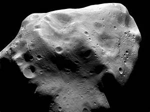 Asteroid 21 Lutetia | Anne's Astronomy News