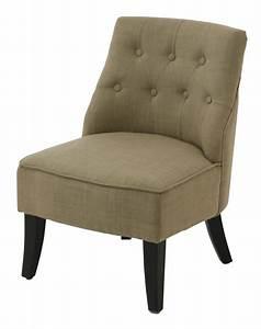 Fauteuil Crapaud Beige : fauteuil crapaud en tissu helo se beige ~ Teatrodelosmanantiales.com Idées de Décoration