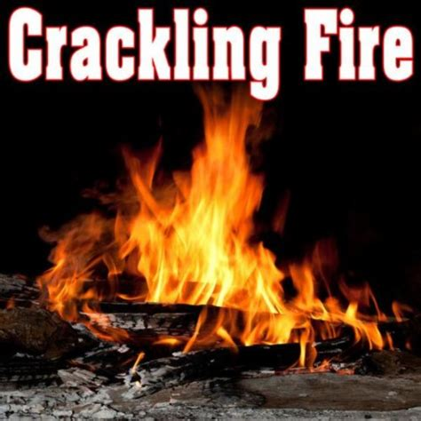 relaxed crackling fireplace  nature sounds  amazon