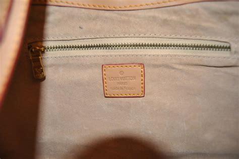 vintage louis vuitton monogram purse bag handbag medium large gold tone hardware lv serial