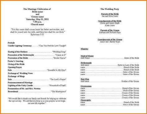 ceremony program template luxury retirement program template inspiration documentation template exle ideas krioul