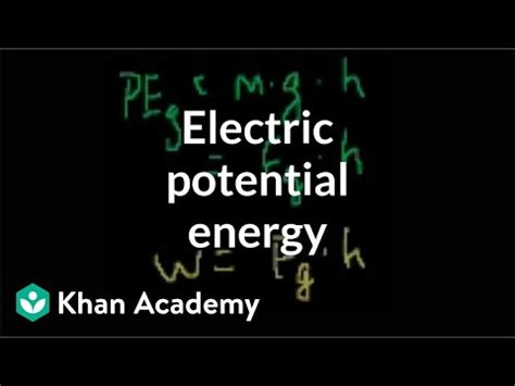 electric potential energy safe for 313 | 0
